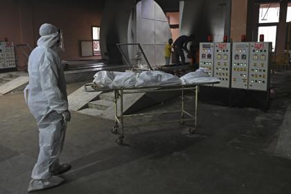 Covid-19: Thêm ngày chết chóc ở Ấn Độ, số ca nhiễm mới ở Trung Quốc tăng cao