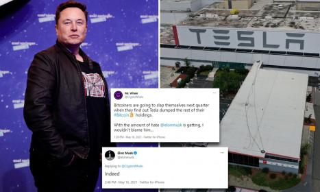 Elon Musk ngầm thừa nhận Tesla có thể đã bán ra số bitcoin nắm giữ