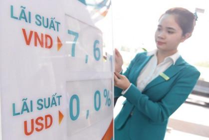 Lãi suất liên ngân hàng tăng cao