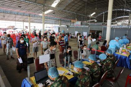 """Dịch Covid-19 tại Campuchia hạ nhiệt, Phnom Penh sẽ gần như không còn """"Vùng Đỏ"""""""