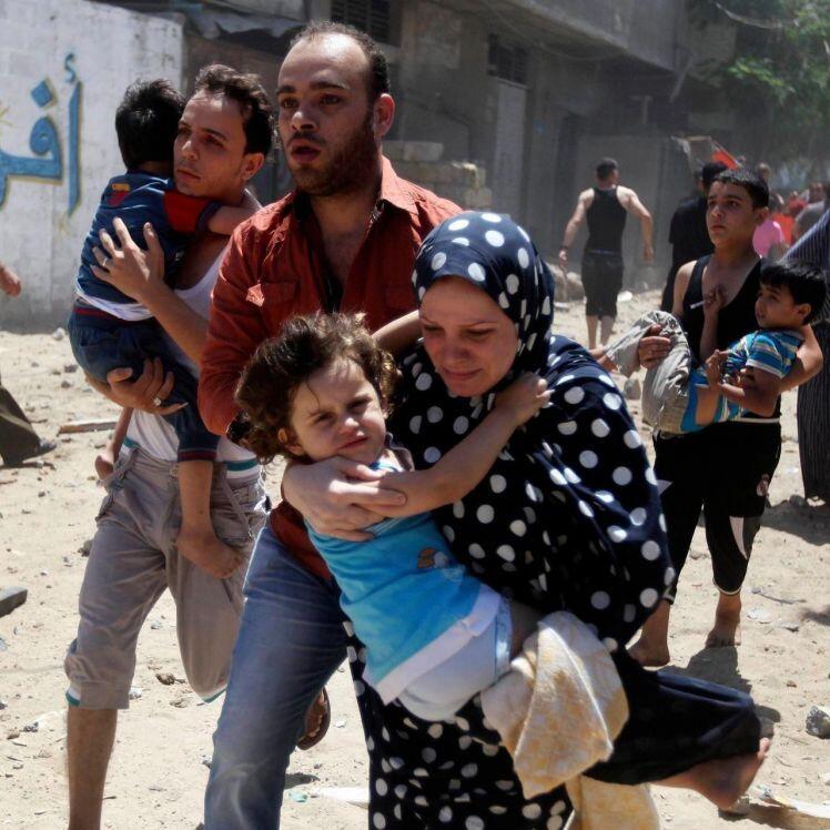 Mỹ chặn HĐBA ra tuyên bố chung về Israel - Palestine