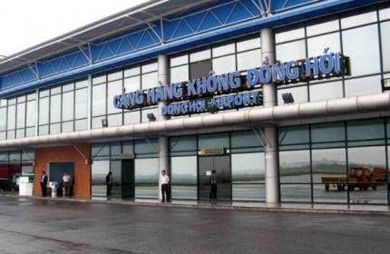 Đầu tư 1.222 tỷ đồng xây dựng nhà ga hành khách T2 - Cảng hàng không Đồng Hới
