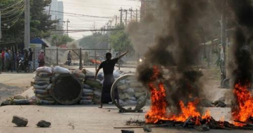 Mỹ giáng thêm đòn trừng phạt Myanmar