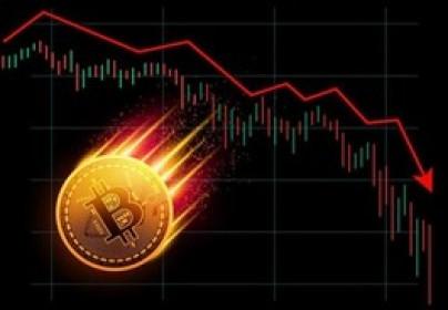 Bán tháo hoảng loạn, Bitcoin rớt về gần 30,000 USD, Ethereum và Dogecoin lao dốc hơn 45%