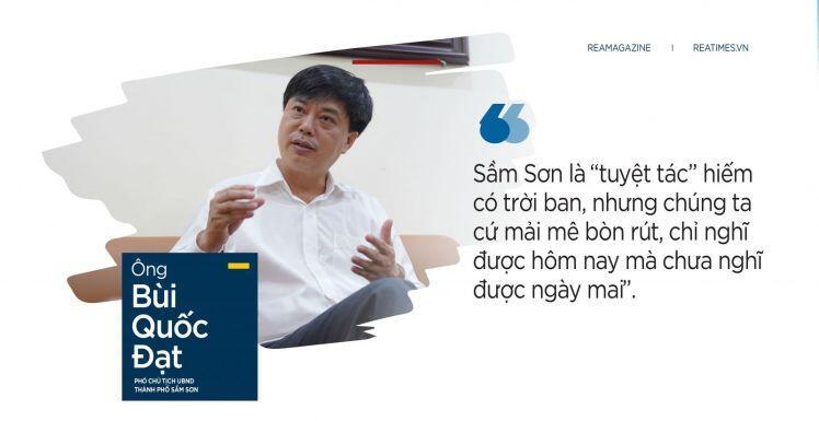 """Du lịch Sầm Sơn đứng trước """"cơ hội lịch sử"""""""