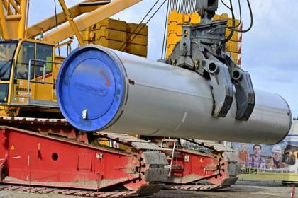 Mỹ miễn áp lệnh trừng phạt với nhà thầu dự án Dòng chảy Phương Bắc 2