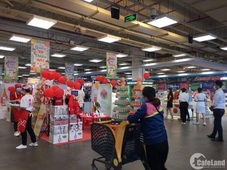 Cận cảnh đại siêu thị Emart sắp về tay THACO