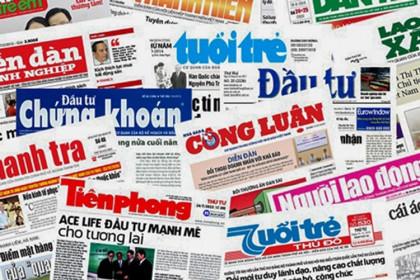 Vi phạm hành chính trong hoạt động báo chí bị phạt tới 500 triệu đồng
