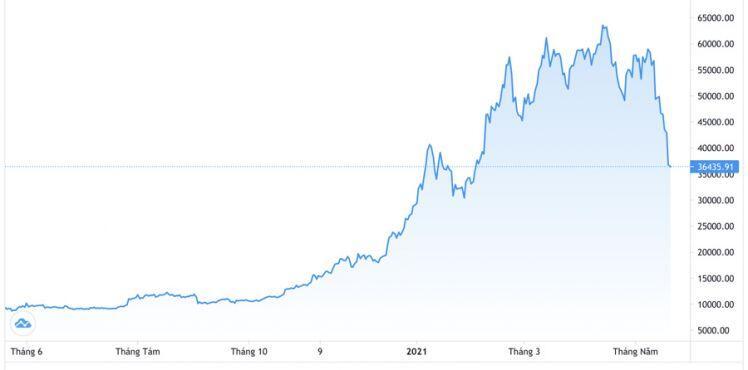 """Sắp """"lỗ chổng vó"""" vì Bitcoin, Elon Musk phát tín hiệu """"nắm giữ"""""""
