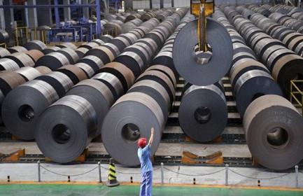 Giá thép cuộn đồng loạt tăng