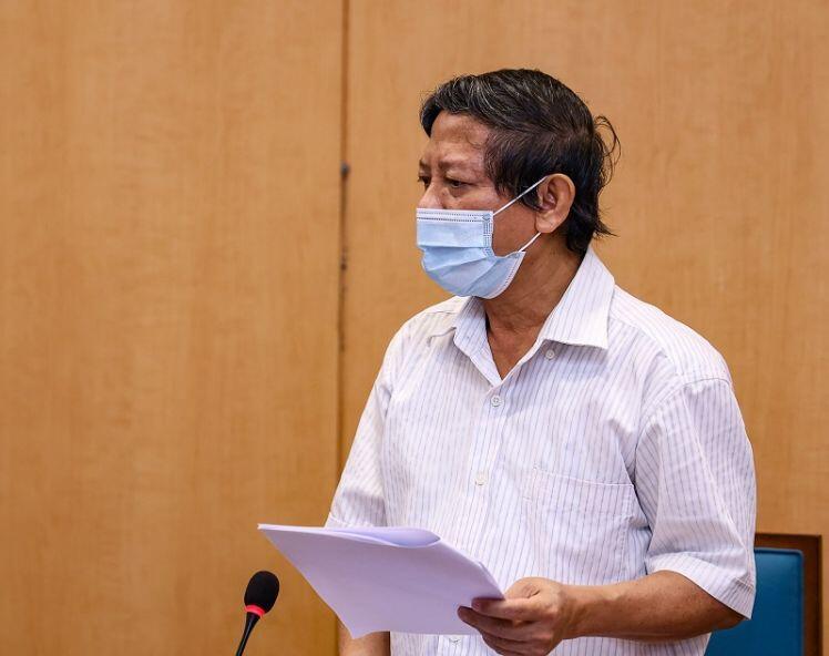 Hà Nội: Rà soát, quản lý, xét nghiệm người về từ các KCN có người nhiễm SARS-CoV-2 tại Bắc Ninh, Bắc Giang