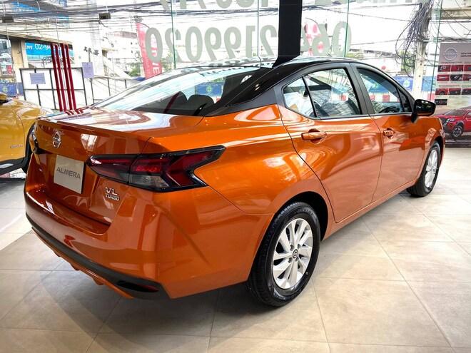 """Giá bản """"full"""" của Nissan Almera 2021 có thể thấp hơn giá Vios và City"""