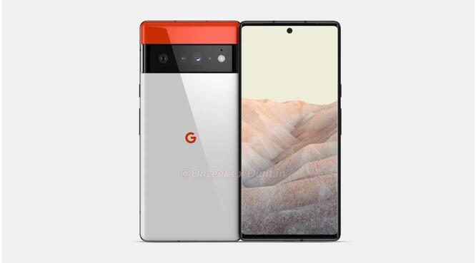 Pixel 6 Pro lộ những hình ảnh render đầu tiên