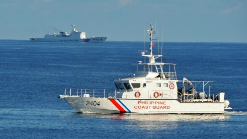 Trung Quốc, Philippines sắp họp về Biển Đông
