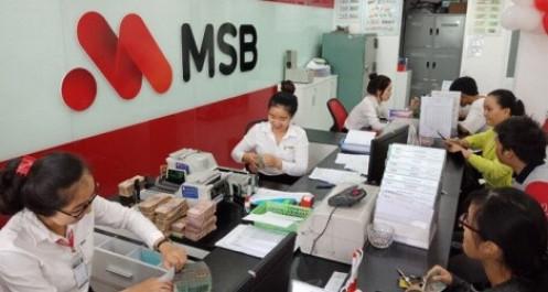 MSB nâng room ngoại lên 30%, sắp đưa 82,5 triệu cổ phiếu quỹ vào giao dịch