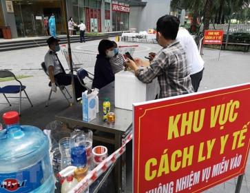 Trưa 23/5: Ghi nhận 22 ca mắc mới COVID-19, 11 ca tại Bắc Giang