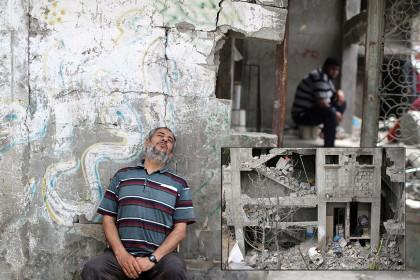 Gaza không còn nguyên vẹn