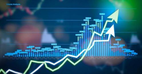 Chứng khoán 24/5: Ngân hàng hút tiền mạnh, VN-Index tăng hơn 11 điểm