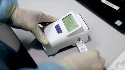 Singapore: Thêm phương pháp xét nghiệm nhanh kháng nguyên Covid-19