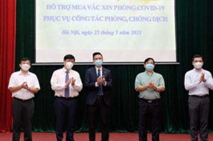 An Phát Holdings ủng hộ 20 tỷ đồng mua vaccine ngừa Covid-19