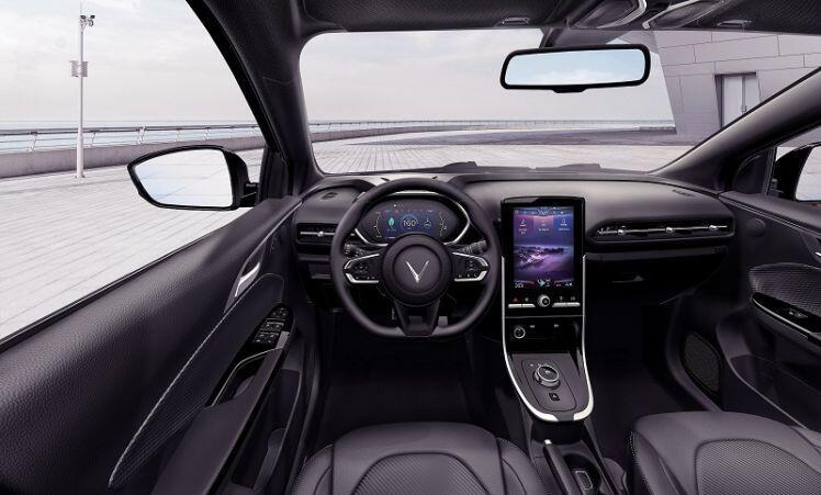 VinFast: Loạt tính năng đặc biệt giúp VF e34 trở thành xe điện thông minh hàng đầu