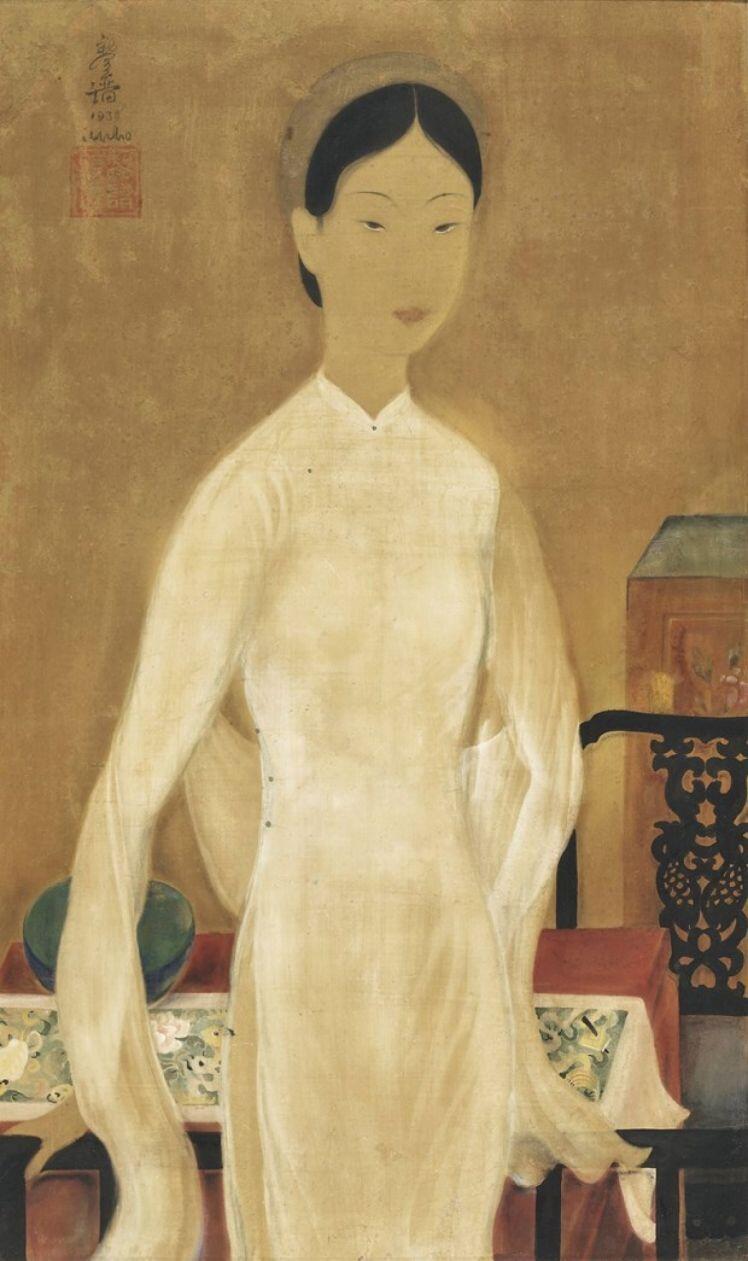 Thêm một bức tranh Việt được bán với giá hơn 1 triệu USD ở Hong Kong