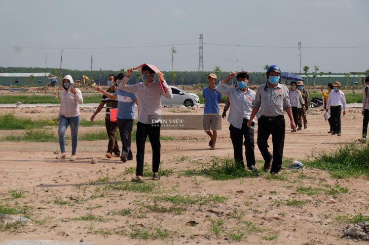 Khu tái định cư sân bay Long Thành: Đường 6 mét giảm còn 4 mét, cư dân từ chối nhận đất