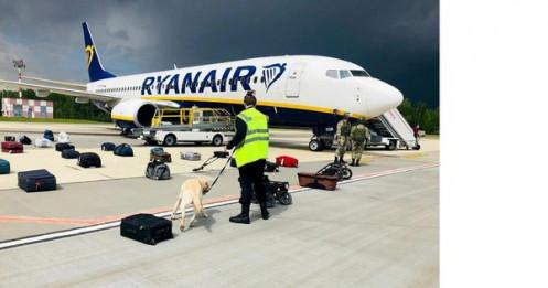 EU cấm cửa các hãng hàng không Belarus