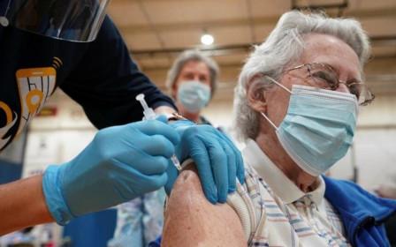 Mỹ: Tỷ lệ người đã tiêm chủng bị mắc Covid-19 chỉ 0,01%