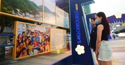 Chưa cổ phần hóa Saigontourist Group