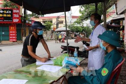 Chiều 27/5, tiêm vaccine COVID-19 cho công nhân ở Bắc Giang và Bắc Ninh