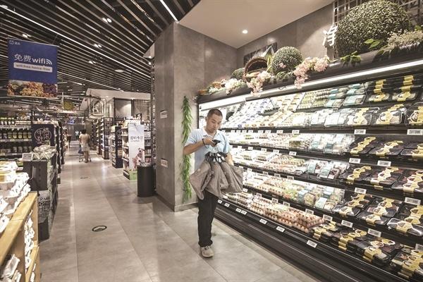 """""""Yếu tố bất ngờ Alibaba"""" trong thị trường bán lẻ"""