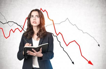 Thị trường 24h: Cú rơi không bất ngờ