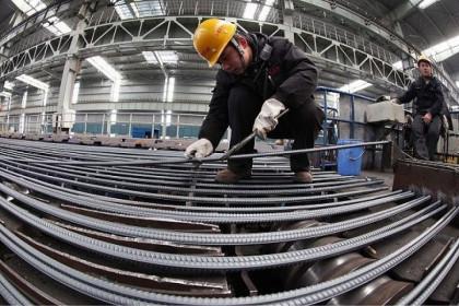 Giá thép xây dựng hôm nay 28/5: Bật tăng trở lại trên sàn giao dịch Thượng Hải