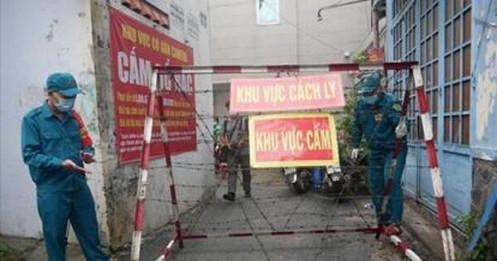Trưa 30/5: Việt Nam ghi nhận thêm 56 ca dương tính mới với Covid-19 ở trong nước
