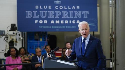 """Gói ngân sách """"khủng"""" lên tới 6.000 tỷ USD ông Biden đề xuất có gì?"""