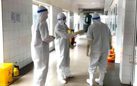 Ghi nhận 1 ca dương tính với SARS-CoV-2 sau 19 ngày cách ly tại quận Cầu Giấy