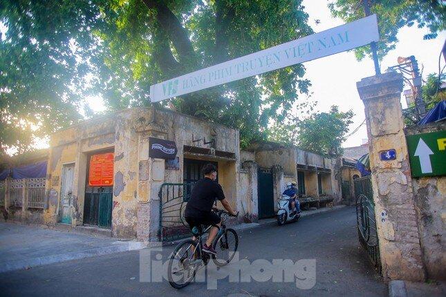 Cận cảnh khu 'đất vàng' hãng phim truyện Việt Nam bị 'thúc' thu hồi sau cổ phần hóa