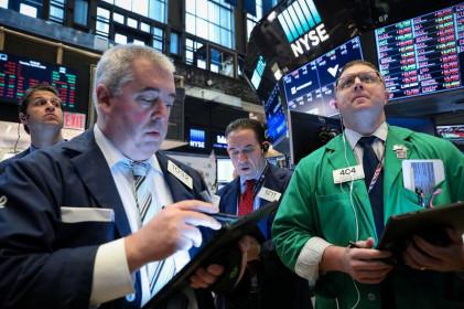Chỉ số Dow tăng hơn 100 điểm khi thị trường giao dịch trở lại