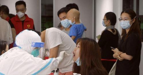 Ổ dịch COVID-19 ở Quảng Châu lan rộng sang thành phố lân cận
