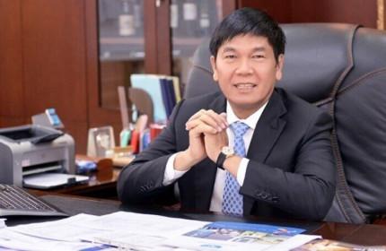 UBCKNN dừng giao dịch mua 5 triệu cổ phiếu HPG của con trai ông Trần Đình Long