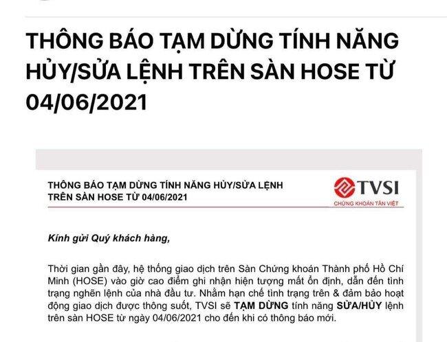 Tạm dừng hủy/sửa lệnh giúp thanh khoản HoSE ghi nhận lịch sử mới, vượt Singapore