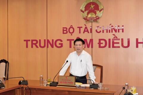 """""""Ách tắc là thiệt hại"""", Bộ trưởng Hồ Đức Phớc yêu cầu quyết liệt xử lý nghẽn lệnh chứng khoán"""