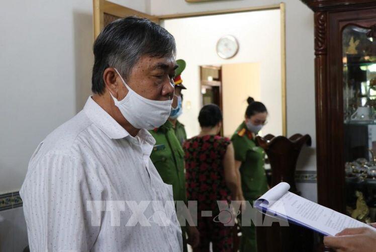 Khởi tố, bắt tạm giam nguyên Phó Giám đốc Sở Tài chính tỉnh Phú Yên Nguyễn Thị Nở