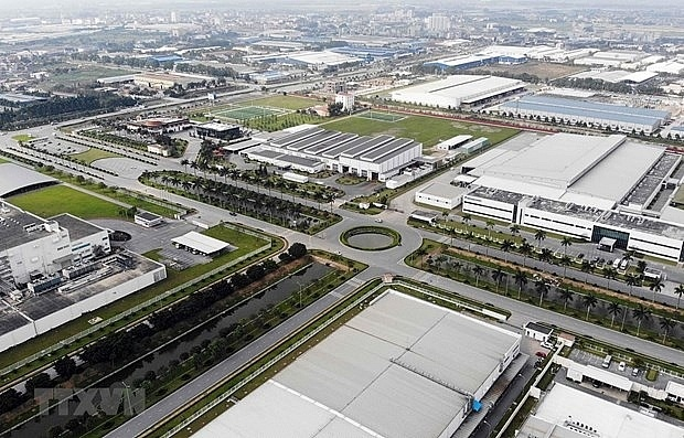 Bất động sản công nghiệp hưởng lợi từ nguồn cung mới và M&A