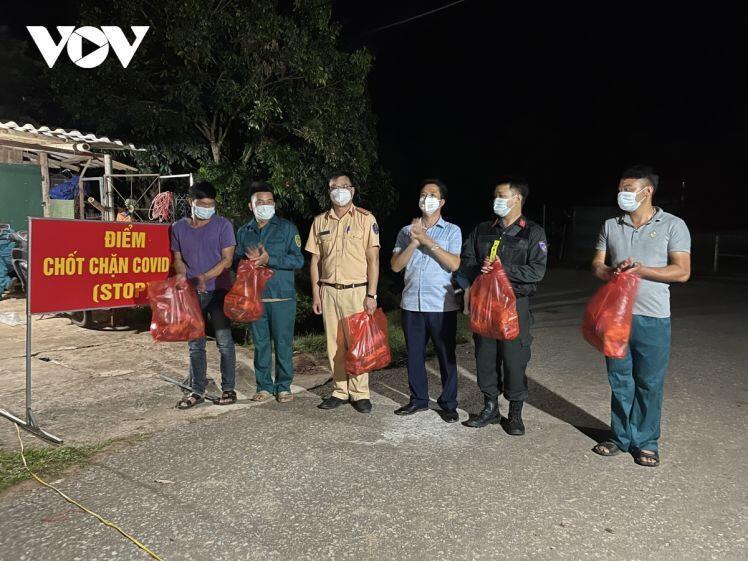 Điện Biên dỡ chốt phong tỏa, cách ly toàn xã Si Pa Phìn, huyện Nậm Pồ