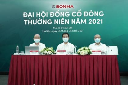 Tập đoàn Sơn Hà: Thông qua kế hoạch tăng vốn điều lệ lên 1.500 tỷ đồng