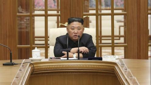 """Nhà lãnh đạo Triều Tiên Kim Jong-un """"tái xuất"""" sau 1 tháng im ắng, mặc cuộc gặp thượng đỉnh Mỹ-Hàn"""