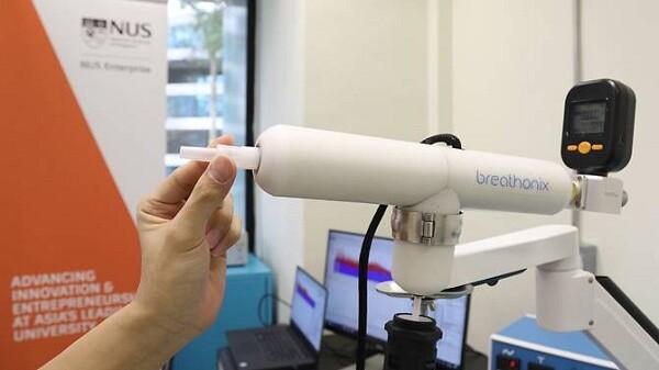 Máy xét nghiệm COVID-19 qua hơi thở Vingroup trao tặng Bộ Y tế có gì đặc biệt?