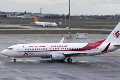 Hãng hàng không quốc gia Algeria gặp khó khăn tài chính nghiêm trọng